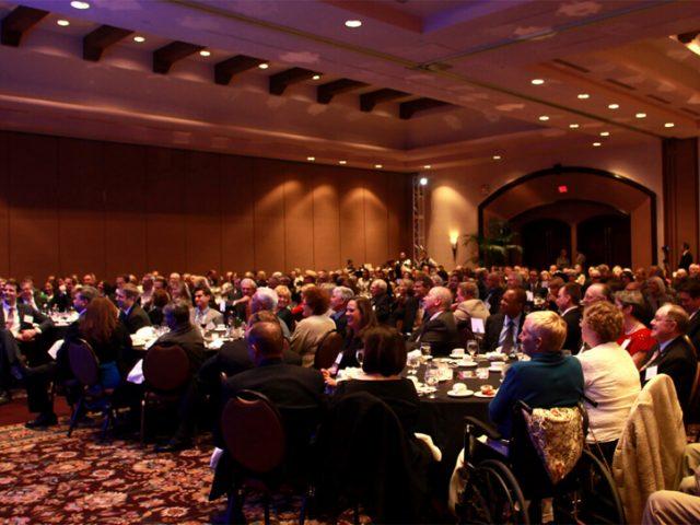 Fundraising-Dinner der Republikanischen Partei in Arizona.