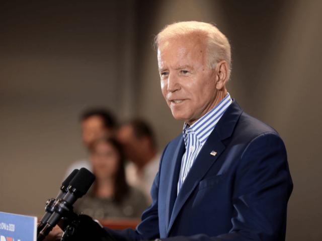Joe Biden stellt im September einen neuen Spendenrekord auf.