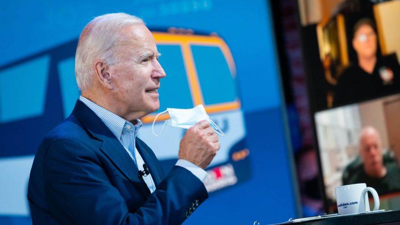 Joe Biden läutet in seinen ersten Stunden im Weißen Haus mit zahlreichen Verordnungen eine neue Politik ein.