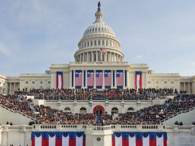 An Joe Bidens Vereidigung werden wesentlich weniger Personen teilnehmen als 2009.