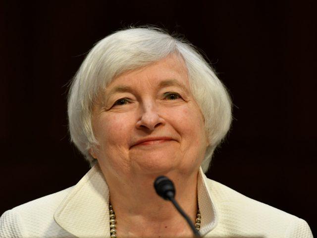 Die ehemalige Zentralbank-Chefin Janet Yellen ist die erste weibliche US-Finanzministerin.