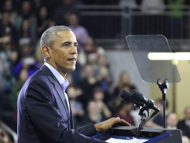 """Konnte seine Partei nicht einen: Barack Obama scheiterte mit dem """"Cap and Trade""""-Gesetz."""