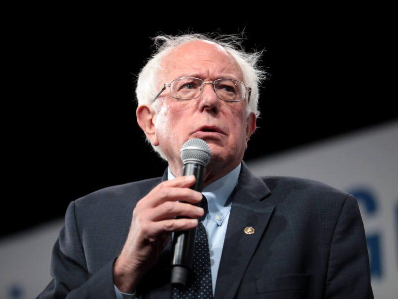 Bernie Sanders sieht die Demokraten in der Pflicht zu handeln.
